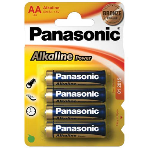 Panasonic Batteries Alkaline